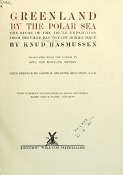 Cover of: Greenland by the Polar Sea