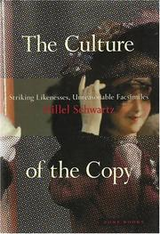 Cover of: The Culture of the Copy