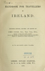 Cover of: Handbook for travellers in Ireland by John Murray (Firm)