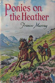 Ponies on the Heather by Frances Murray