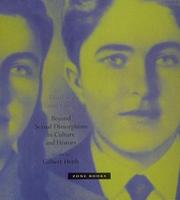 Cover of: Third Sex, Third Gender | Gilbert H. Herdt