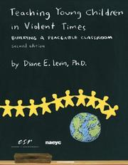 Teaching Young Children in Violent Times