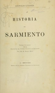 Cover of: Historia de Sarmiento