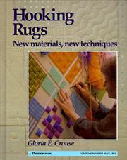 Cover of: Hooking rugs | Gloria E. Crouse