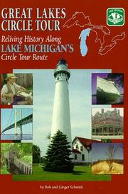 Cover of: Great Lakes circle tour | Schmidt, Bob