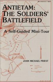 Cover of: Antietam | Priest, John M.