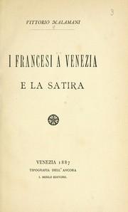 I francesi a Venezia e la satira