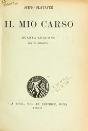 Cover of: Il mio carso