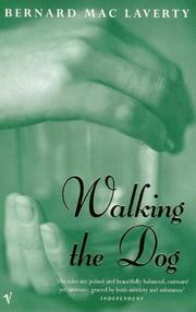 Cover of: Walking The Dog and Other Stories | Bernard Mac Laverty