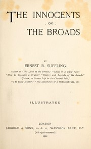 Cover of: The innocents on the Broads