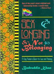 Cover of: Sex, longing & not belonging