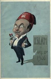 Cover of: Islam, April 18th, 1906
