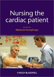 Cover of: Nursing the Cardiac Patient |