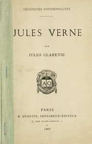 Cover of: Jules Verne