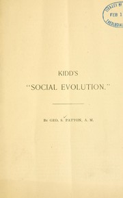 Cover of: Kidd