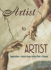 Cover of: Artist to Artist