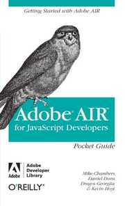 Adobe AIR for JavaScript developers by