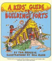 Cover of: Kid's Guide to Building Forts