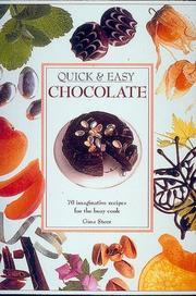 Quick & Easy Chocolate