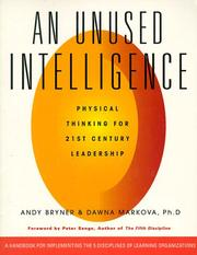 Cover of: unused intelligence | Andy Bryner