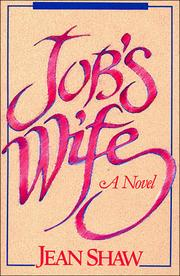 Cover of: Job's wife