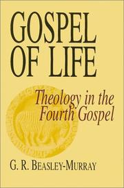 Cover of: Gospel of life