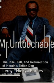Cover of: Mr. Untouchable | Leroy Barnes