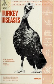 Cover of: Turkey diseases