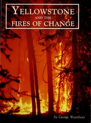 Cover of: Yellowstone and the fires of change