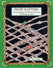 Hemp Masters by Max Lunger
