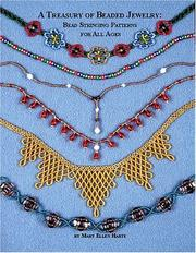 A Treasury of Beaded Jewelry by Mary Ellen Harte