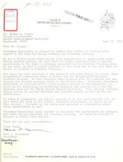 Cover of: [ letter dated 17 June 1981 ] | Favermann Associates