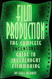 Cover of: Film Production