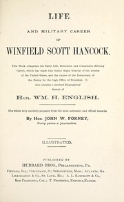Cover of: Life and military career of Winfield Scott Hancock