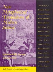 Cover of: The Metaphysical foundations of modern science |