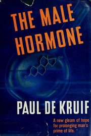 Cover of: The male hormone