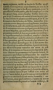 Cover of: Manifeste et ivstification des actions de Monsieur le Prince. Jouxte la coppie imprimée l'an 1615