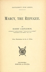 Cover of: Marcy, the refugee