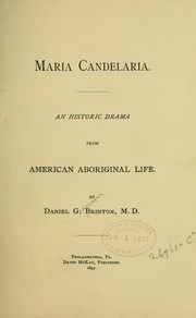 Cover of: Maria Candelaria