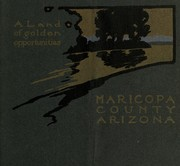 Cover of: Maricopa County, Arizona | Maricopa County (Ariz.). Commission of Immigration