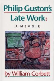 Cover of: Philip Guston's Late Work