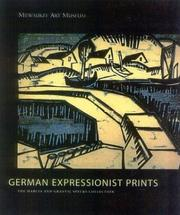Cover of: German Expressionist Prints