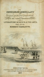 Cover of: Narrative of voyages and excursions on the east coast and in the interior of Central America