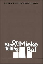 Cover of: On story-telling