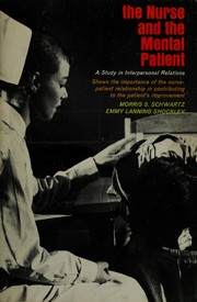 Cover of: The nurse and the mental patient