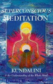 Cover of: Superconscious meditation