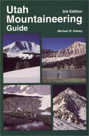 Cover of: Utah mountaineering guide