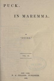 Cover of: Ouida illustrated
