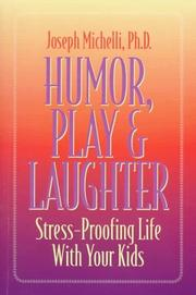 Cover of: Humor, play, & laughter