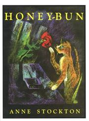Cover of: Honey-bun | Anne Stockton